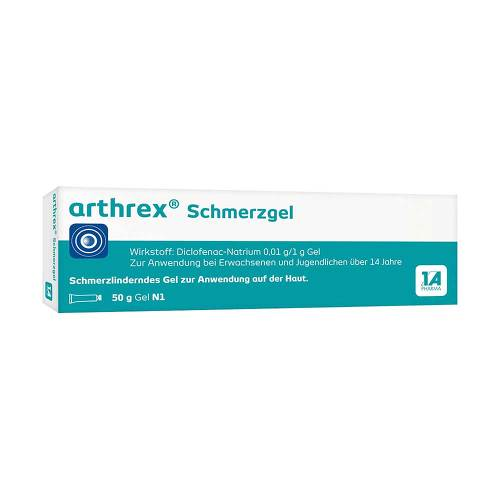 Arthrex Schmerzgel - 1
