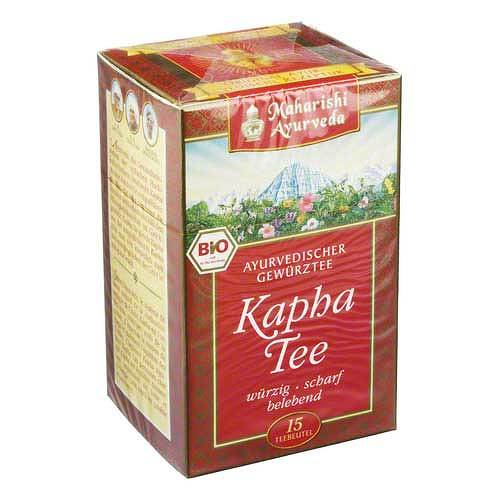 Kapha Tee kbA Filterbeutel - 1