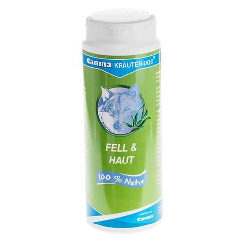 Canina Kräuter Doc Fell & Haut vet. Pulver - 1