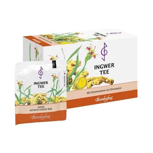 Ingwer Tee Filterbeutel - 1