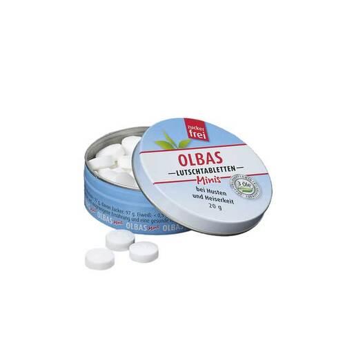 Olbas Minis Lutschtabletten zuckerfrei - 1