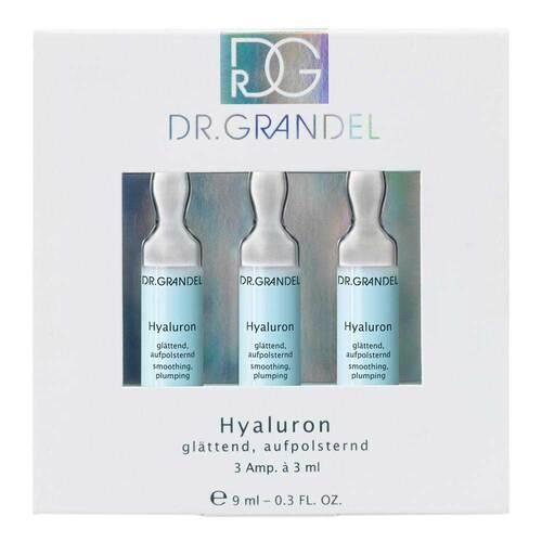 Grandel Professional Hyaluron Ampullen - 1