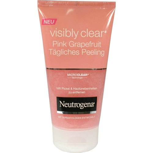 Neutrogena Visibly Clear Pink Grape.täg.Peeling - 1