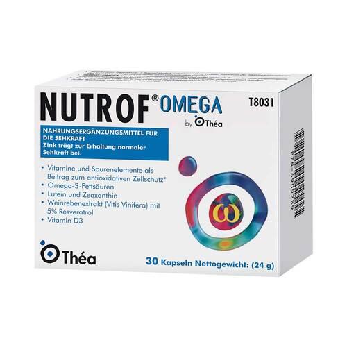 Nutrof Omega Kapseln - 1