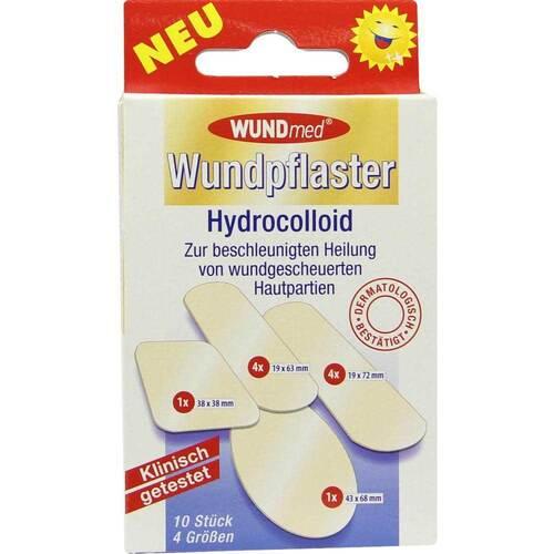 Wundpflaster Hydrocolloid 4 Größen - 1