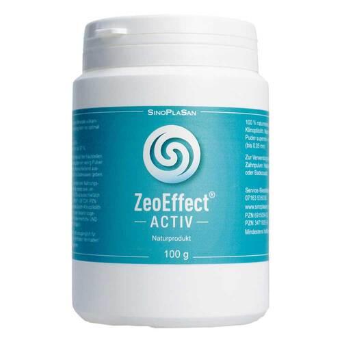 zeoeffect zeolith klinoptilolith activ pulver bei aponeo kaufen. Black Bedroom Furniture Sets. Home Design Ideas