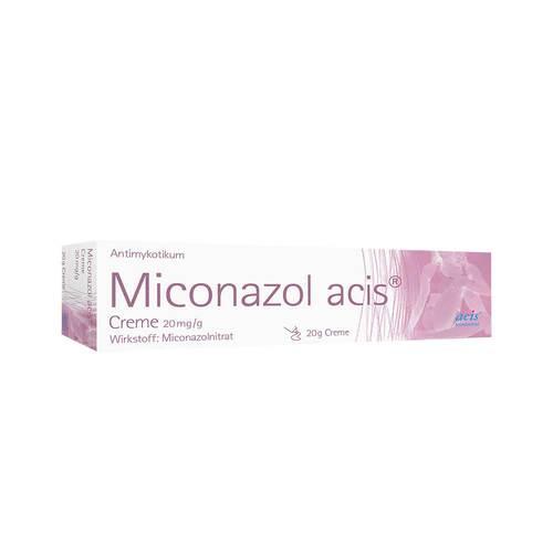 Miconazol acis Creme - 1