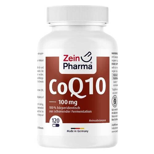 Coenzym Q10 100 mg Kapseln - 1