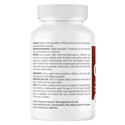 Coenzym Q10 100 mg Kapseln - 2