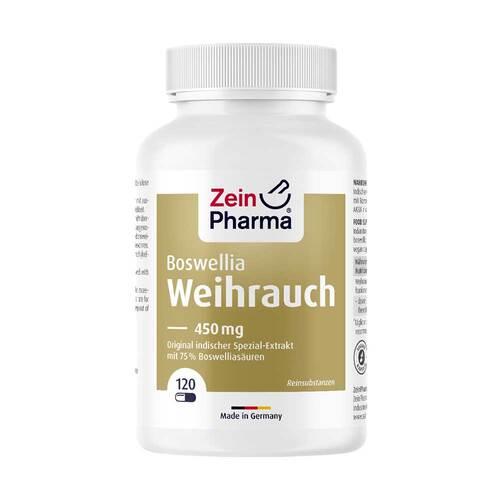 Weihrauch Kapseln - 1