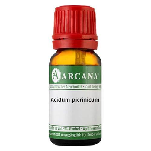 Acidum picrinicum Arcana LM 12 Dilution - 1