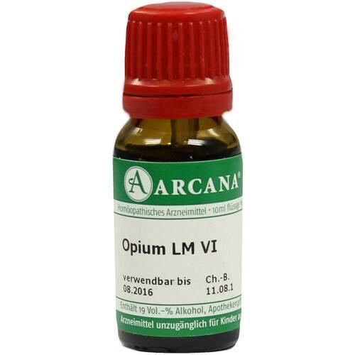 Opium Arcana LM 6 Dilution - 1