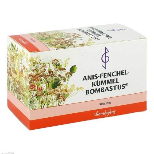 Anis Fenchel Kümmel Bombastus Filterbeutel - 1