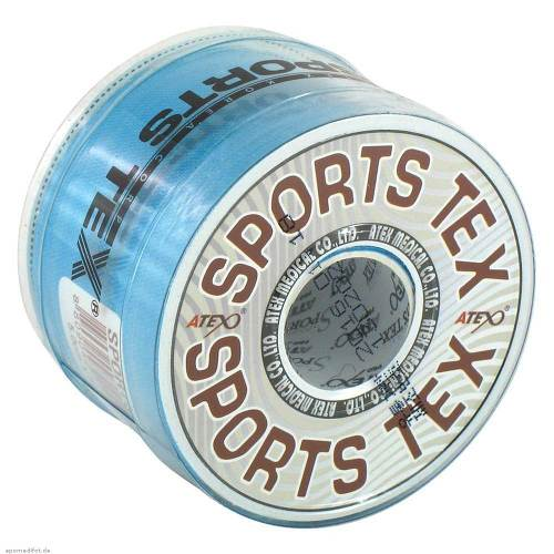 Kinesio Sports Tex Tape 5cmx5m blau - 1