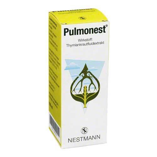 Pulmonest Tropfen - 1