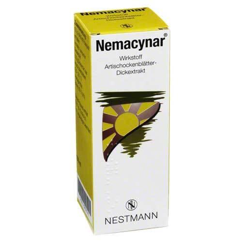 Nemacynar Nestmann Tropfen - 1