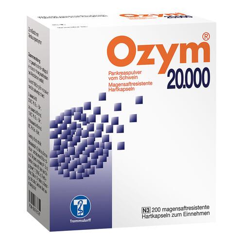 Ozym 20.000 Hartkapseln - 1