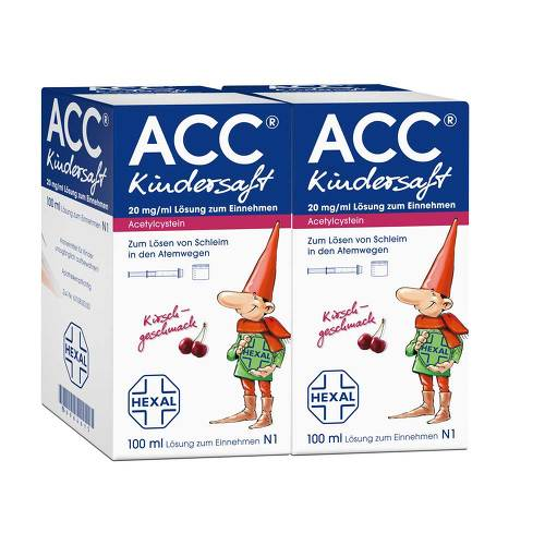 ACC Kindersaft - 1