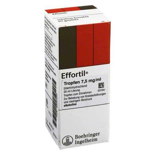 Effortil Tropfen - 1