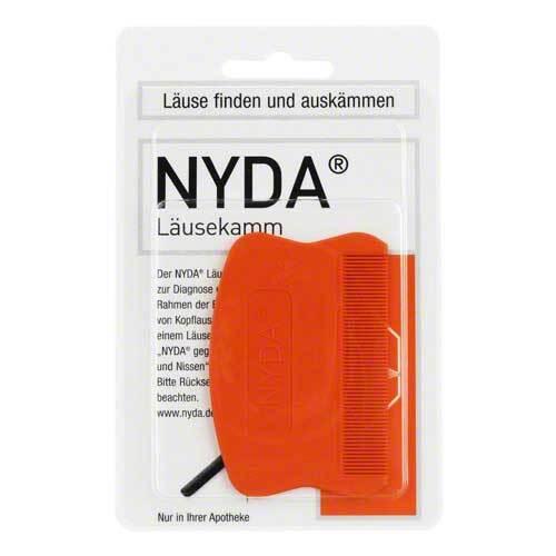 Nyda Läusekamm - 1