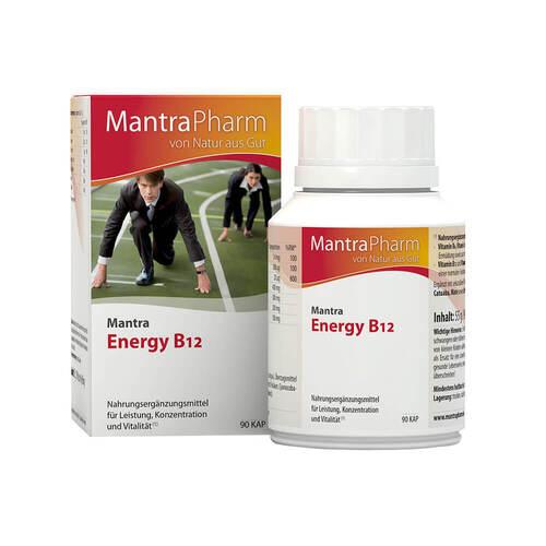 Mantra Energy B12 Kapseln - 1