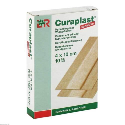 Curaplast sensitive Wundschn.Verband 4x10cm - 1