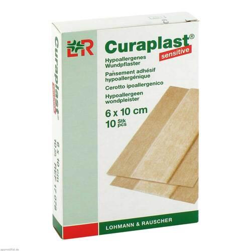 Curaplast sensitive Wundschn.Verband 6x10cm - 1
