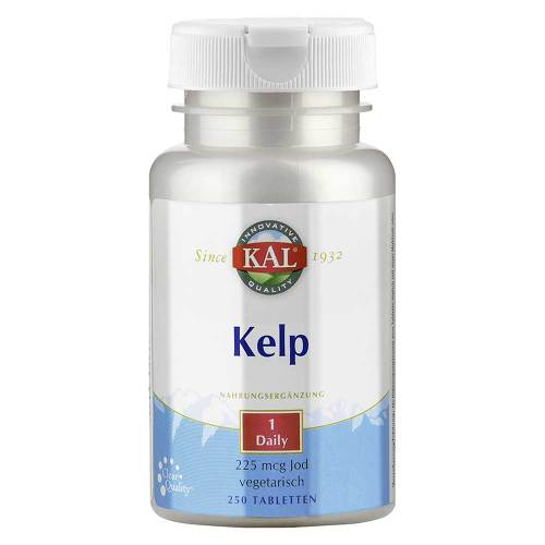 Kelp 225 µg Jod Tabletten - 1
