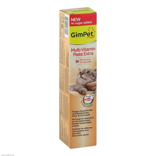 Gimpet Multi-Vitamin-Extra Paste für Katzen - 1
