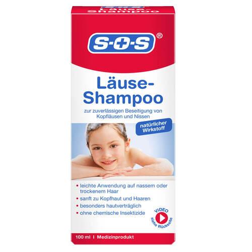 SOS Läuse-Shampoo - 1