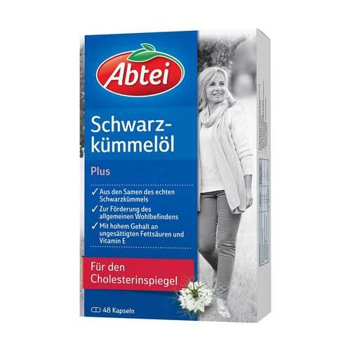 Abtei Schwarzkümmelöl Plus Kapseln - 1