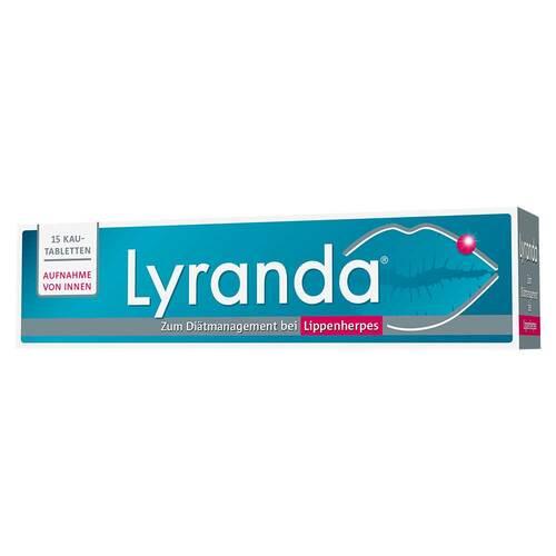Lyranda Kautabletten - 1