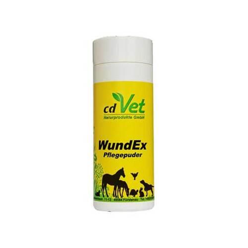 Wundex Pflegepuder vet. (für Tiere) - 1