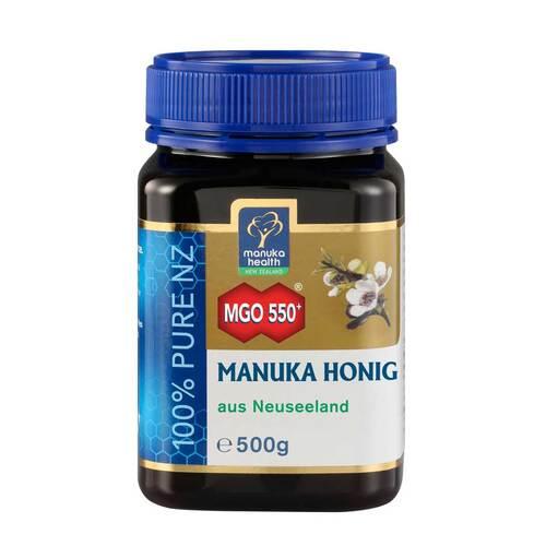 Manuka Honig Mgo 550 +  - 1