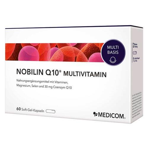 Nobilin Q10 Multivitamin Kapseln - 1