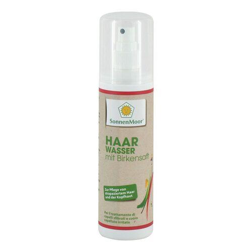 Haarwasser mit Birkensaft Sonnenmoor - 1
