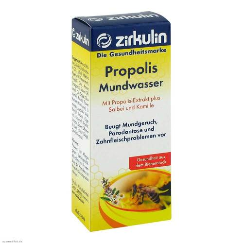 Zirkulin Propolis Mundwasser - 1