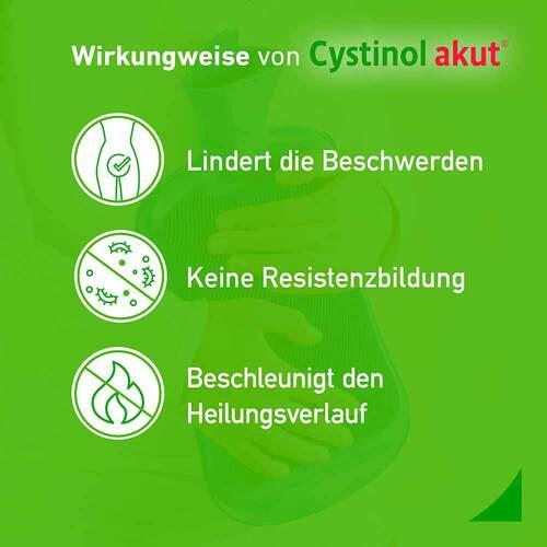 Cystinol akut überzogene Tabletten - 3