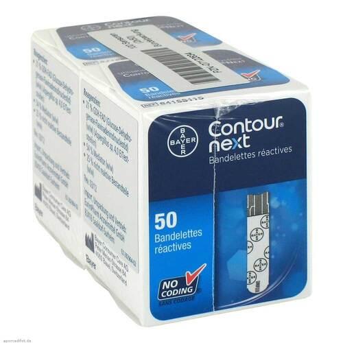 Contour next Sensoren Teststreifen - 1