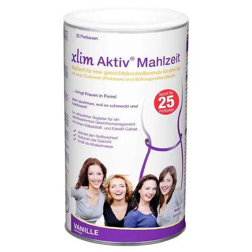 Xlim Aktiv-Mahlzeit Vanille Pulver - 1
