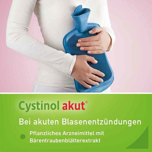 Cystinol akut überzogene Tabletten - 2
