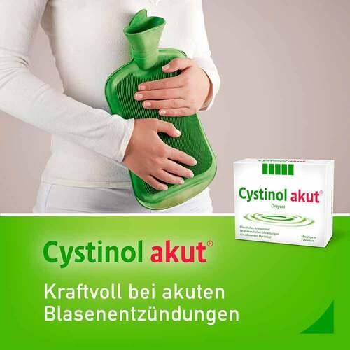 Cystinol akut überzogene Tabletten - 4