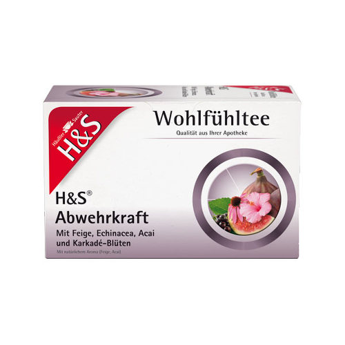 H&S Abwehrkraft Filterbeutel - 1