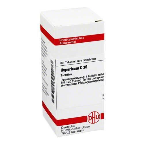 DHU Hypericum C 30 Tabletten - 1