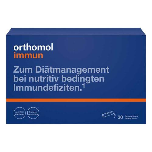 Orthomol Immun Direktgranulat Orange - 1