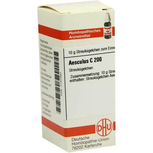 Aesculus C 200 Globuli - 1