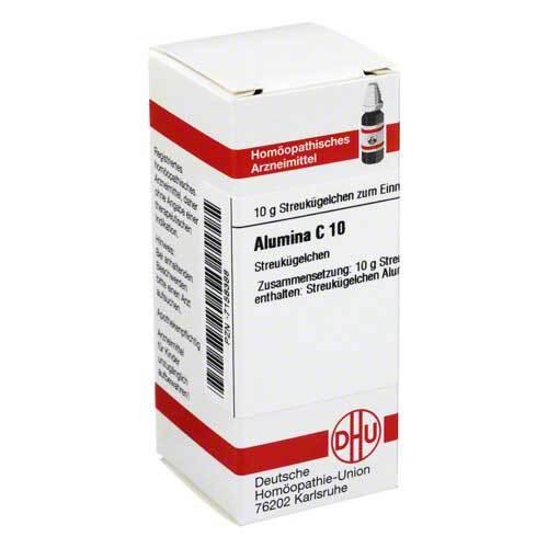 Alumina C 10 Globuli - 1