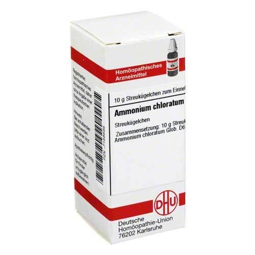 Ammonium chloratum D 6 Globuli - 1