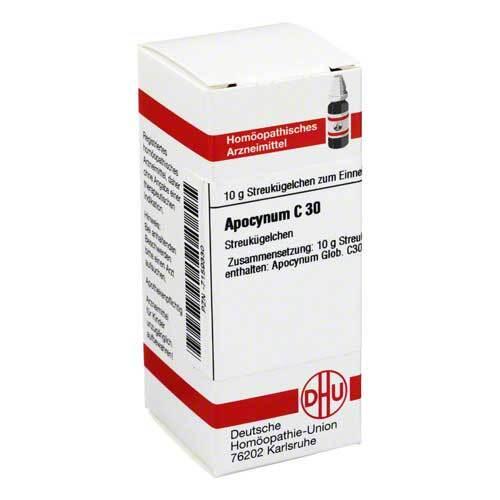Apocynum C 30 Globuli - 1