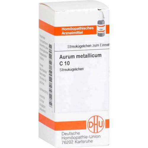 Aurum metallicum C 10 Globuli - 1